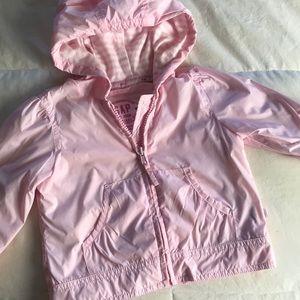 gap • infant rain jacket